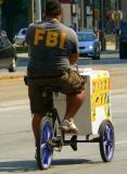 Ice cream vendor?