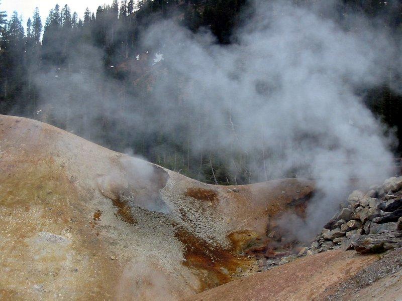 Lassen Volcanic NP