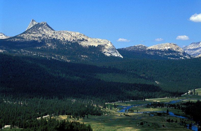 Yosemite NP: Tuolumne Meadows