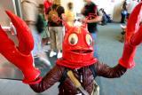 Lobster Boy!