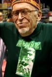Cartoonist Arnold Drake
