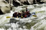 Rafting the Kern, June 29, 2005