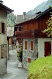 Le bourg (rue Bidon)