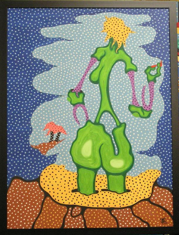 169 - The Green Giantess
