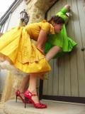 Katinka + Lady Gelfling @ balboa peninsula