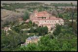 Segovia,monastry