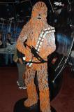 Life-sized Lego Chewbacca