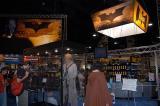 Batman Begins at the Mattel Booth