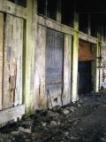 Antique Freight Door
