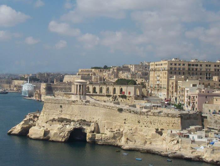 Valletta The Siege Bell