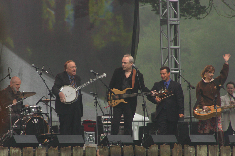 The Earl Scruggs Review
