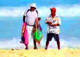Cancun's Muchachos on Babe Watch