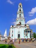 Bell Tower in Sergiev Posad