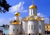 Dome in Sergiev Posad
