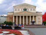Infamous Bolshoi Theatre