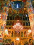 Inside of Archangel Michael Dome