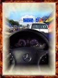 0 Km/Hour on Autobahn, Germany
