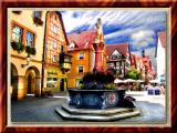 Sigmaringen, Baden-Wurtemberg, Germany