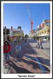 Wide Angled view of Perth City