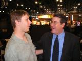 Bob Ballard and Craig Crawford