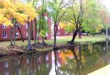 Campus reflections