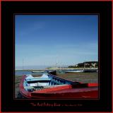 The Red Fishing Boat
