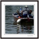 Enghien les Bains, Riva like boat