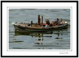 Enghien les Bains, sailing model