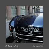 AC Cobra (replica) Paris - France