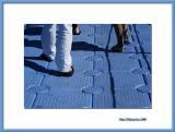 Blue pontoon, Conceicao