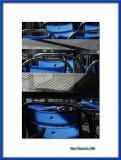 Blue chairs, Puerto de Santa Maria