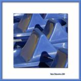 Blue pedalos, Torcy
