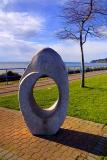 White Rock Sculpture
