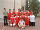 Girls' Soccer (Football) Team