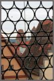 roof tops in rothenburg