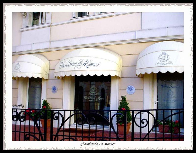 Chocolaterie De Mónaco