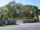 Johnny Cash  Memorials left by fans