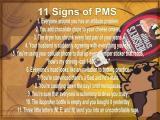 Joys of PMS