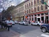 Cops on duty