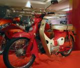 Honda Cub 50 started it all