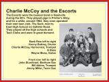 Charlie McCoy and the Escorts