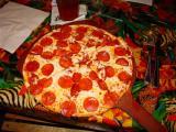 Rain Forest Pizza (mediocre)