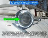 DE-BUGGING THE AIR HORNS