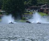 Tastin N Racin 2005 Lighter than Lights Hydroplanes and Jersey Skiffs