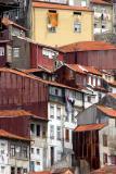 Corrugated iron cladding