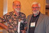 Andy Bernat, a Judge, and myself (Sue)