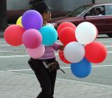 Baloon lady