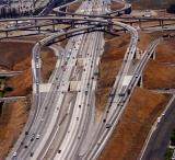 Freeway  east of LA