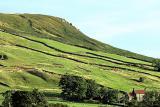 Hillside farm