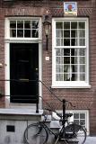 Bike, window, door